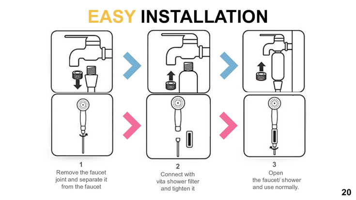 shower-vita-filter-easy-to-install